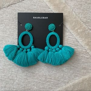 BaubleBar Blue Earrings